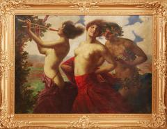 Merrymaking (Bacchanalia)
