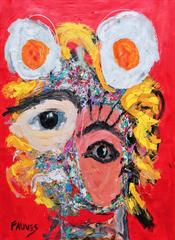 Pollock on Eggs