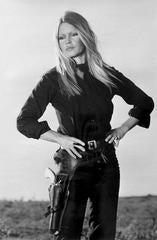 Brigitte Bardot In Les Petroleuses