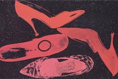 Andy Warhol - Diamond Dust Shoe 253