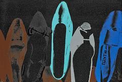 Diamond Dust Shoes FS II.257