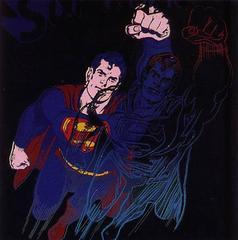 Andy Warhol - Superman