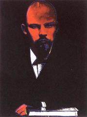 Andy Warhol - Lenin 402 TP