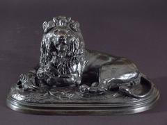 Lion et Lievre