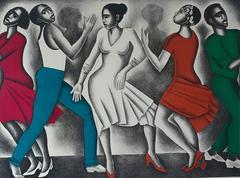 Elizabeth Catlett - Dancing
