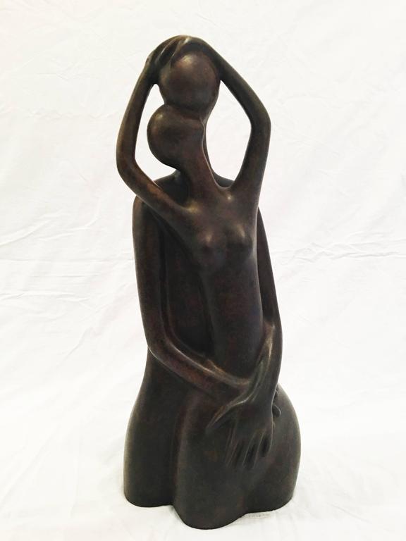 Rejoice, Bronze Sculpture - Edition 9 of 15
