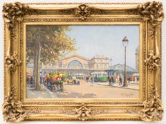 Paris Flower Seller