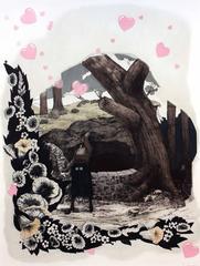 Kerry James Marshall - Vignette (Wishing Well)