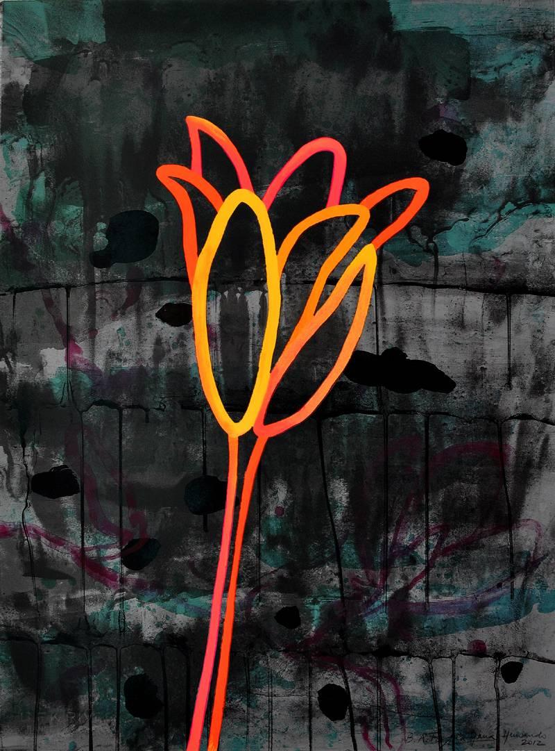 Night Flower II