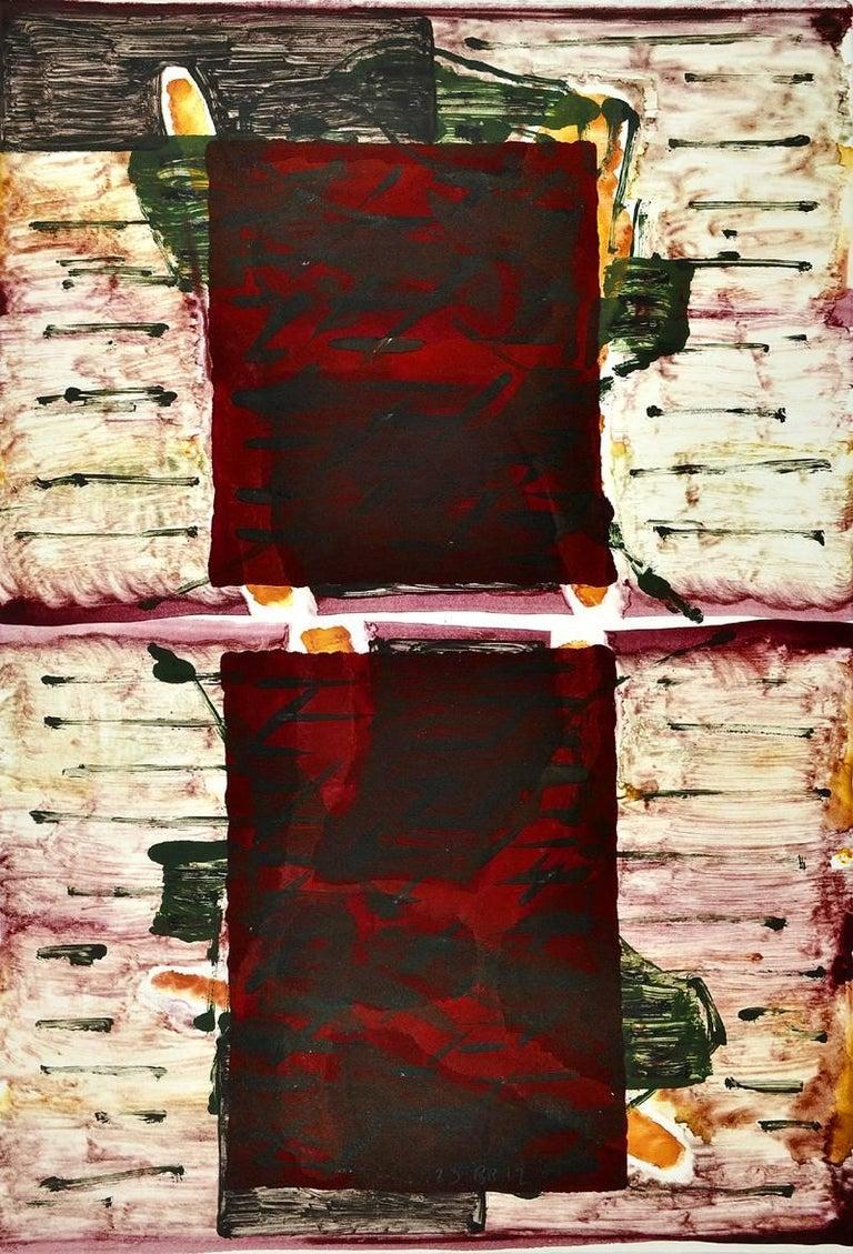 Brad Brown Print - 'Okina #23