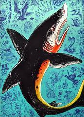 Tattoo Seas Shark