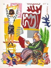 Matisse Cut Outs II