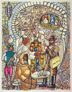 Matisse in the Souk II