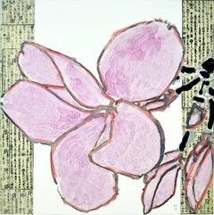 Pink Plumeria IV