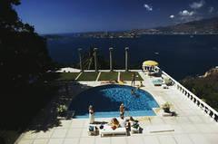 The Pool at Villa Nirvana