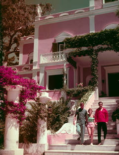 In Capri (Aarons Estate Edition)