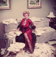 Fan Mail (Marilyn Monroe) - Signed