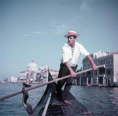 Venice Gondolier (Aarons Estate Edition)
