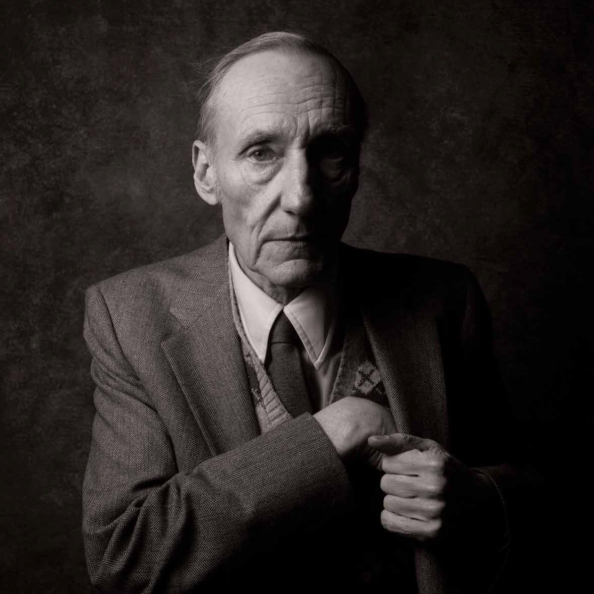 William burroughs 'naked lunch'