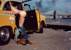 Taxi Driver NYC