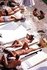Sunbathers at Eden Roc (Aarons Estate Edition)