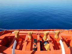 Aegean Sea Lifeboat