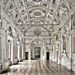 Palazzo Ducale a Mantova La Galleria dei Marmi