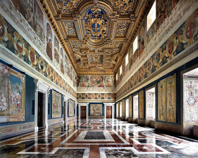 Palazzo del Quirinale Salone dei Corazzieri