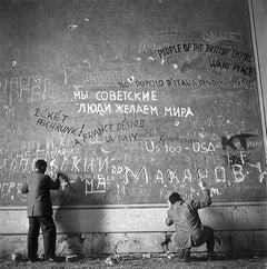 Chancellery Graffiti