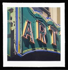 Art, from American Signs portfolio