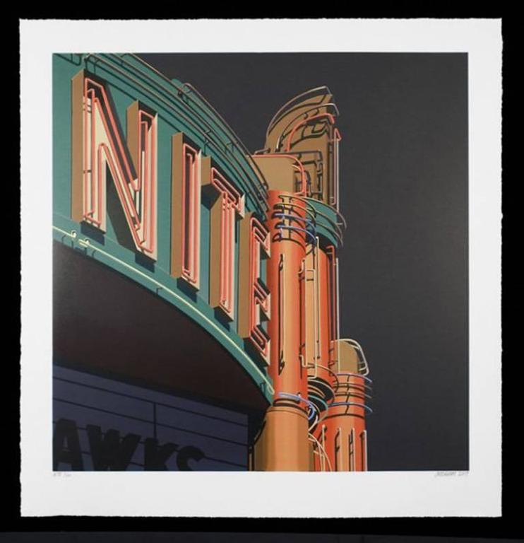Nite, from American Signs portfolio
