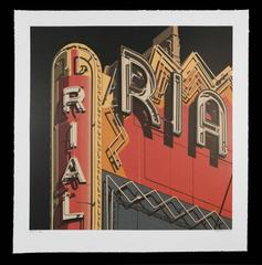 Rialto, from American Signs portfolio