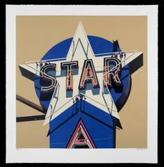 Star, from American Signs Portfolio