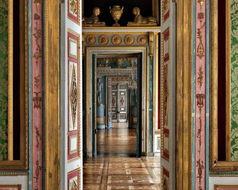 Massimo Listri - Palazzo di Ostankino, Mosca 1