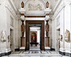 Musei Vaticani, Museo Pio Clementino, Sala a Croce Greca