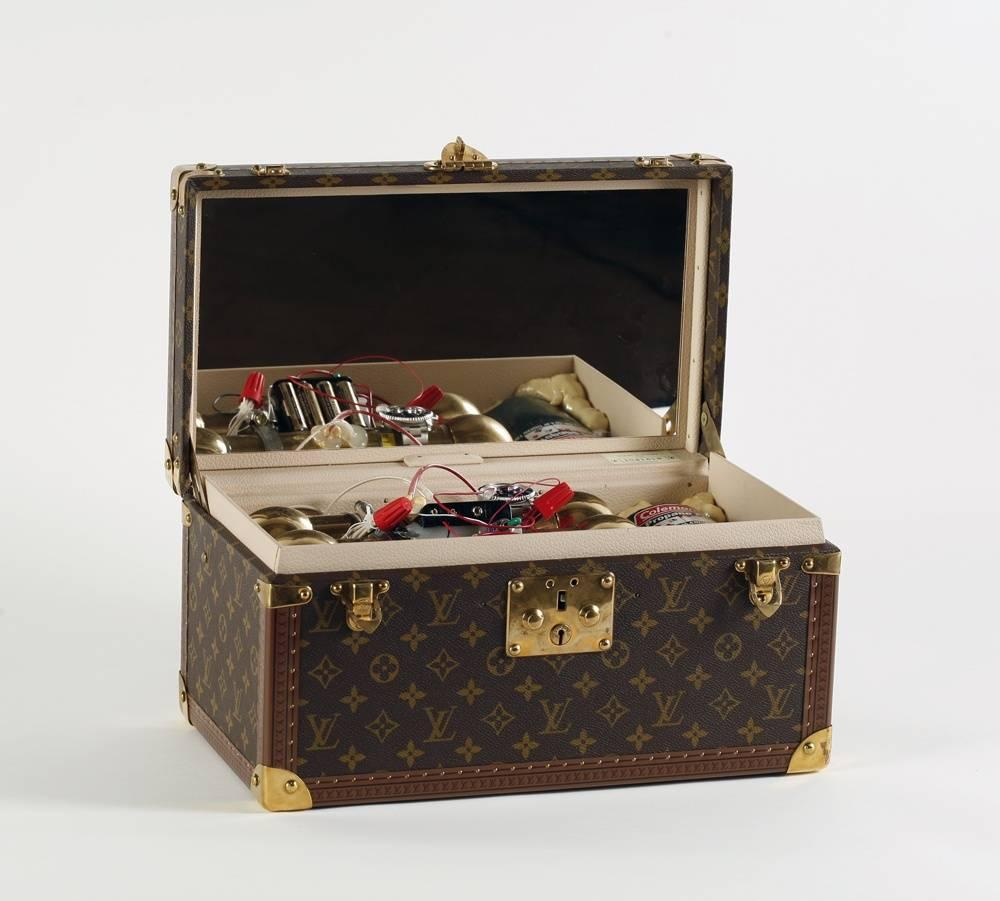 Untitled (Louis Vuitton, Vanity Case Bomb)