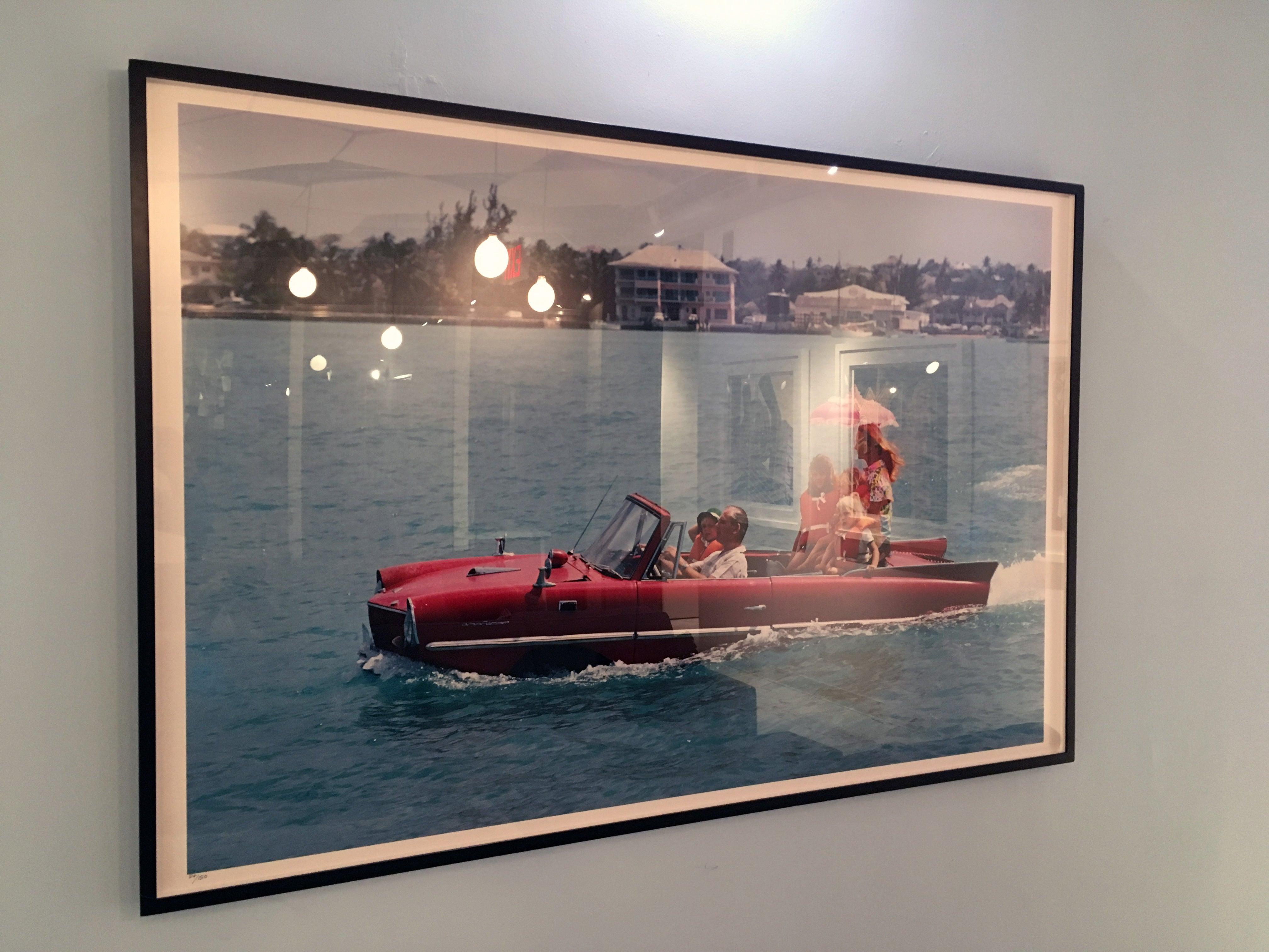 Slim Aarons - Sea Drive (Slim Aarons Estate Edition), Photograph: at ...