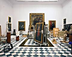 Galleria degli Uffizi, La sala della Controriforma, Firenze