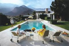 Poolside Gossip (Slim Aarons Open Edition)