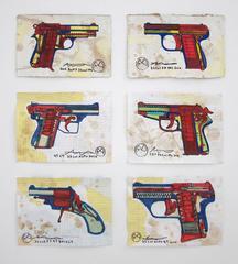 Six Pistols