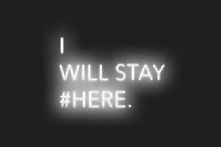 SOMEW#HERE #5 ( I Will Stay #Here)