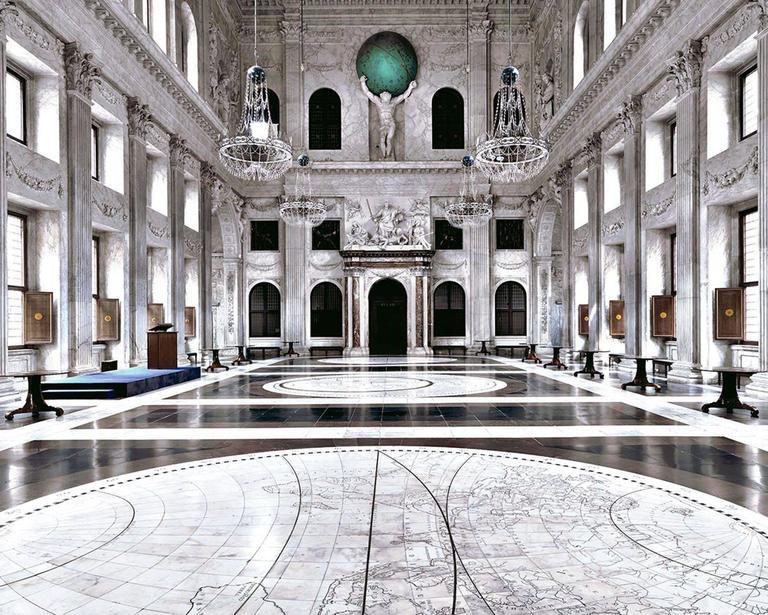 Massimo Listri - Palazzo Real II, Amsterdam 1