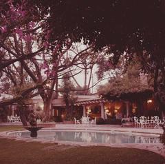 Bermuda Style Pool (Slim Aarons Estate Edition)