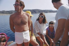 Celebrity Cruise (Slim Aarons Estate Edition)