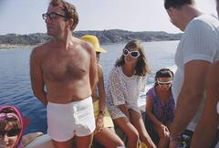 Celebrity Cruise (Slim Aarons Estate Edition)