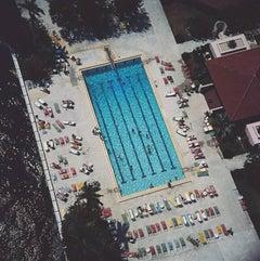 Boca Raton Pool (Slim Aarons Estate Edition)