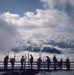 Verbier View (Slim Aarons Estate Edition)
