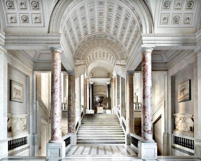 Musei Vaticani XIV, Scala Simonetti
