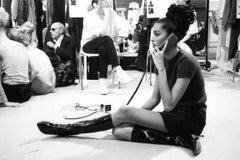 Yasmeen Gourhi / Karl Lagerfeld