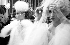 Carla & Olga / Balmain couture